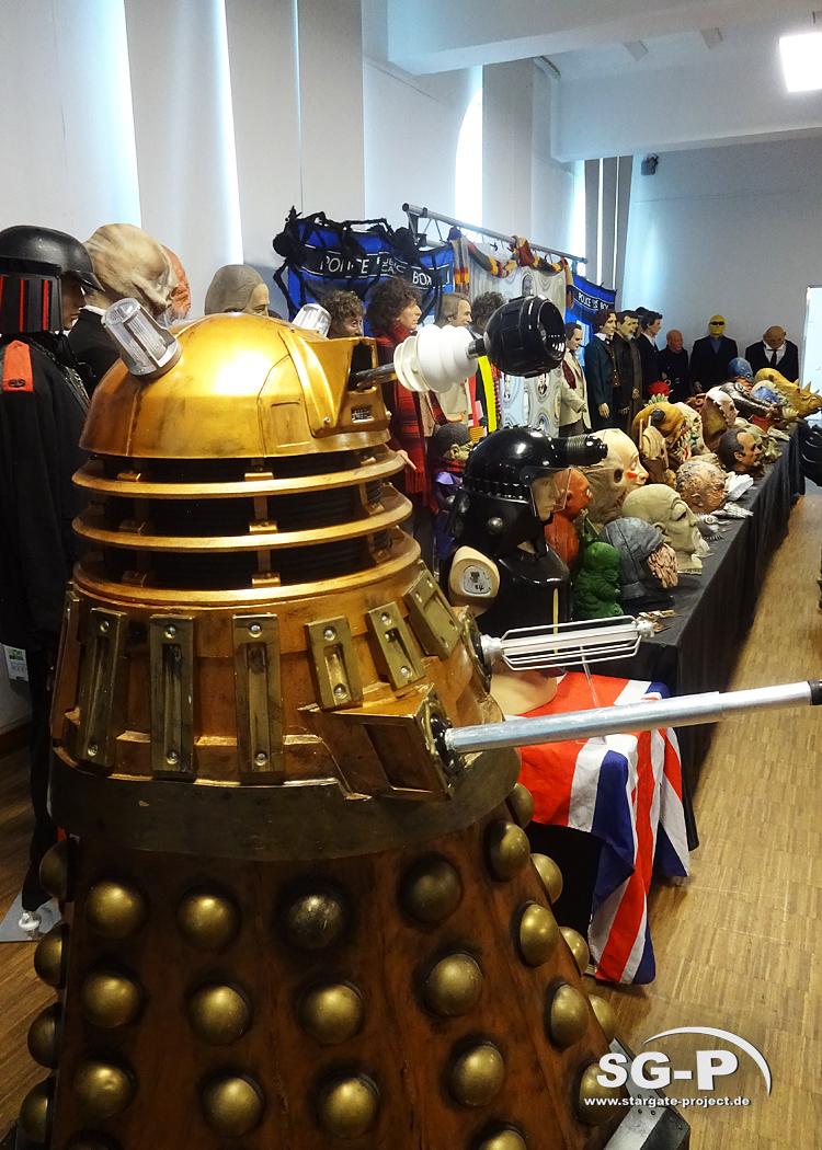 TimeLash V 2019 - Doctor Who Convention - 7