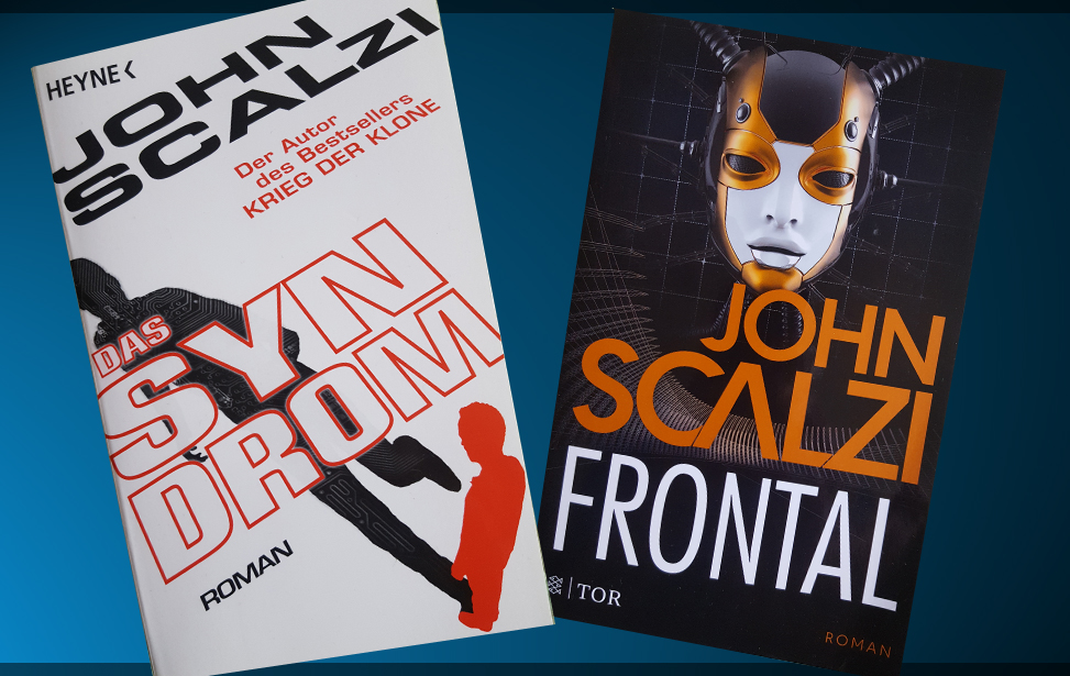 Ferne Welten - Das Syndrom - Frontal - John Scalzi - Review - Teaser