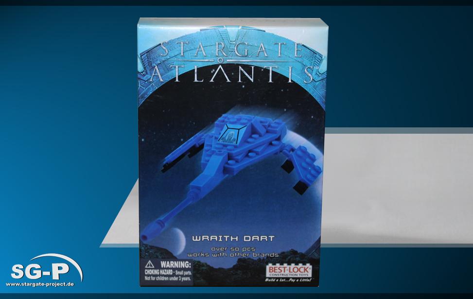 Best-Lock Stargate: Atlantis Wraith Dart (mini) 001