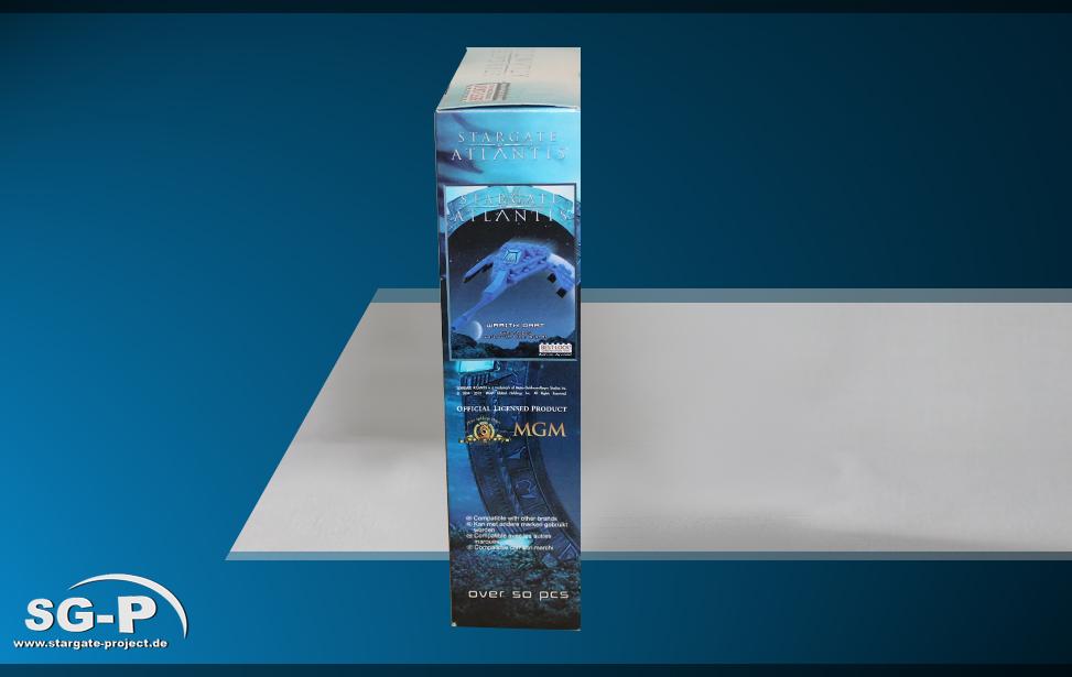 Best-Lock Stargate: Atlantis Wraith Dart (mini) 002