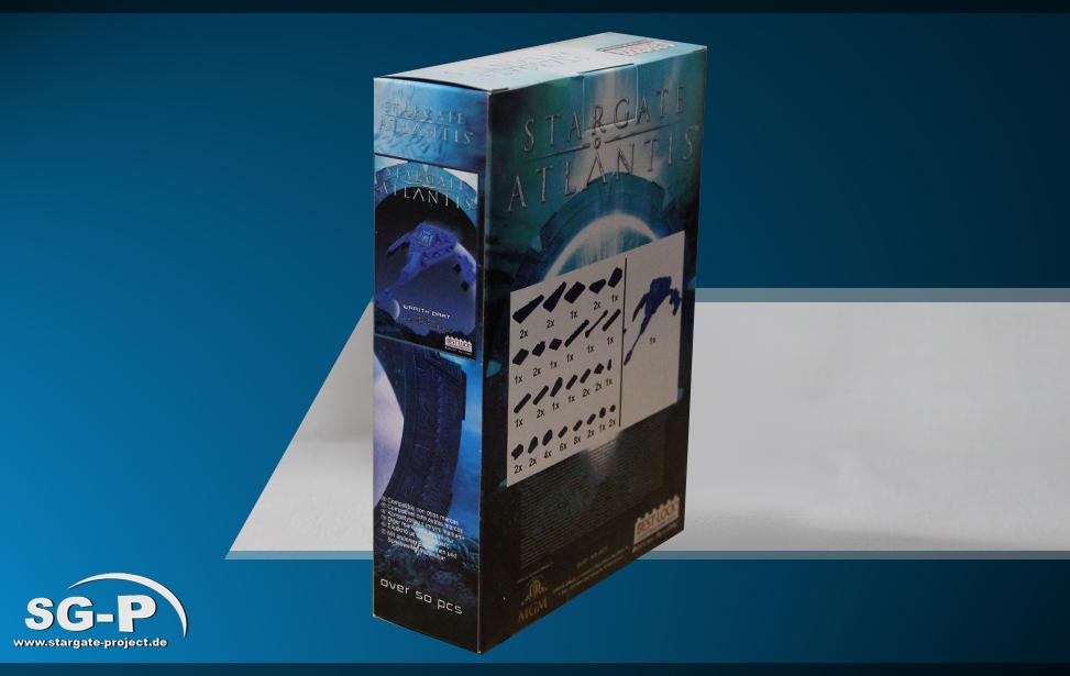 Best-Lock Stargate: Atlantis Wraith Dart (mini) 004