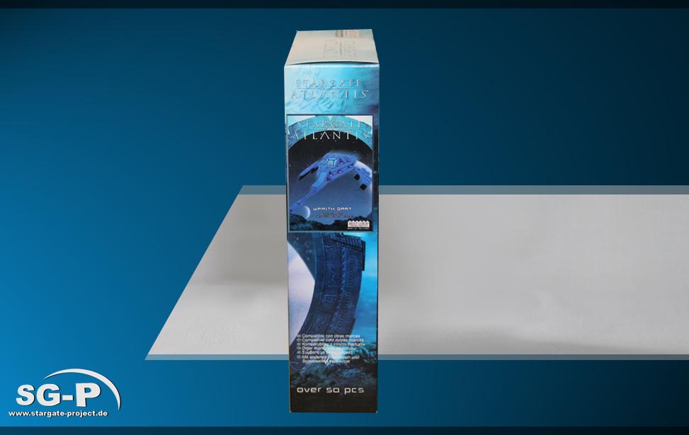 Best-Lock Stargate: Atlantis Wraith Dart (mini) 005