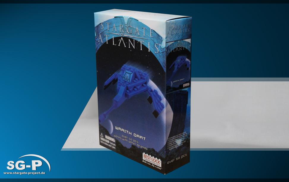 Best-Lock Stargate: Atlantis Wraith Dart (mini) 007