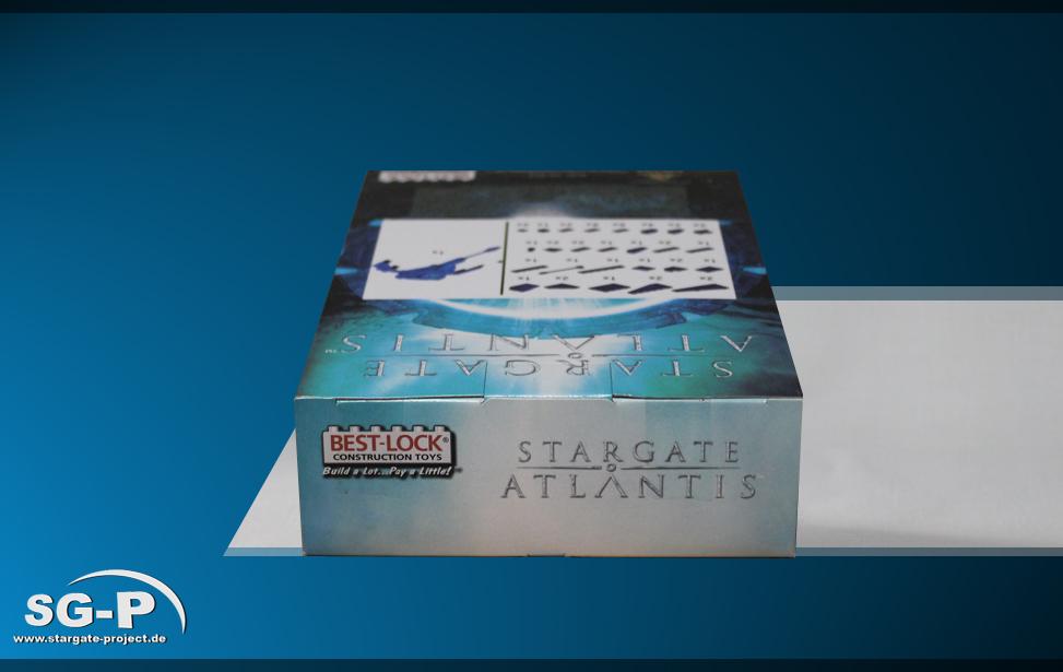 Best-Lock Stargate: Atlantis Wraith Dart (mini) 008