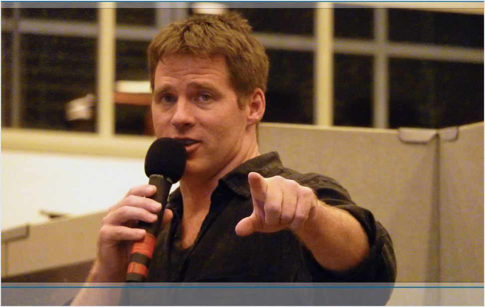 News - Ben Browder