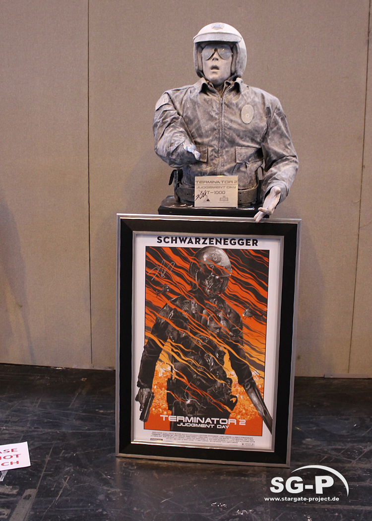 Collectormania 24 - Birmingham 2017 - Galerie - Display - Terminator - 2