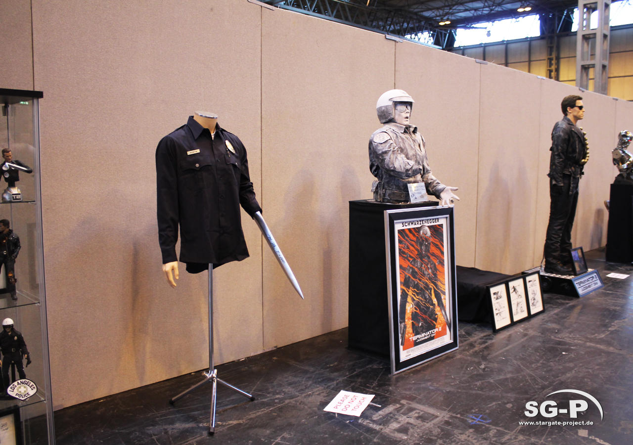 Collectormania 24 - Birmingham 2017 - Galerie - Display - Terminator - 3