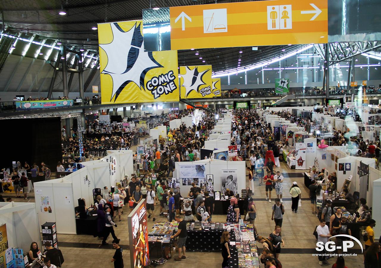 Comic Con Germany Stuttgart 2019 - allgemein - 2