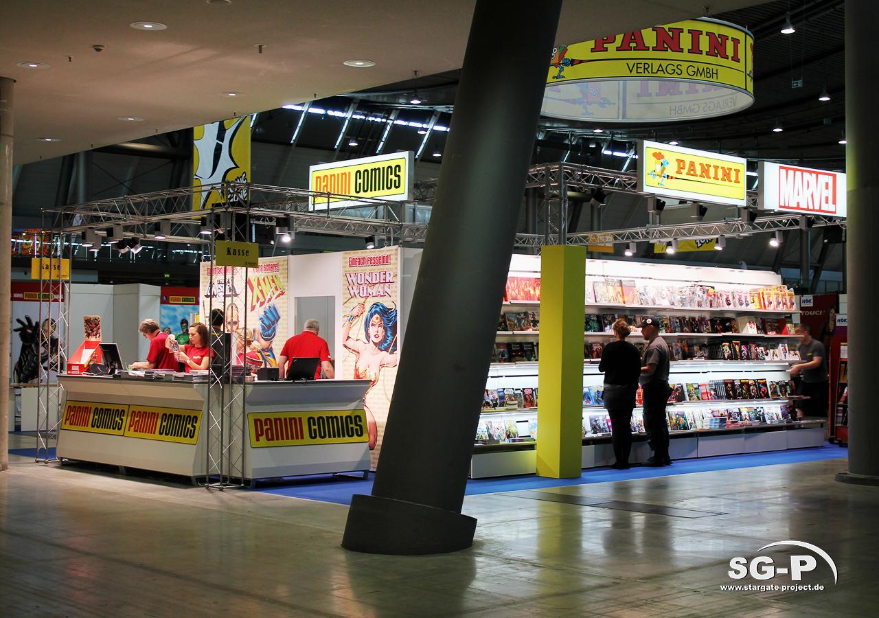Comic Con Germany Stuttgart 2019 - allgemein - 3