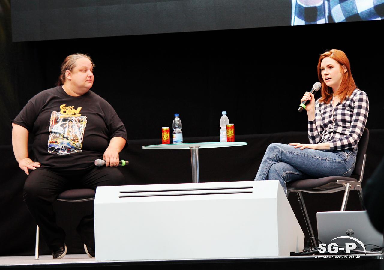 Comic Con Germany Stuttgart 2019 - Marvel Avengers Guardians of the Galaxy - Karen Gillan 1