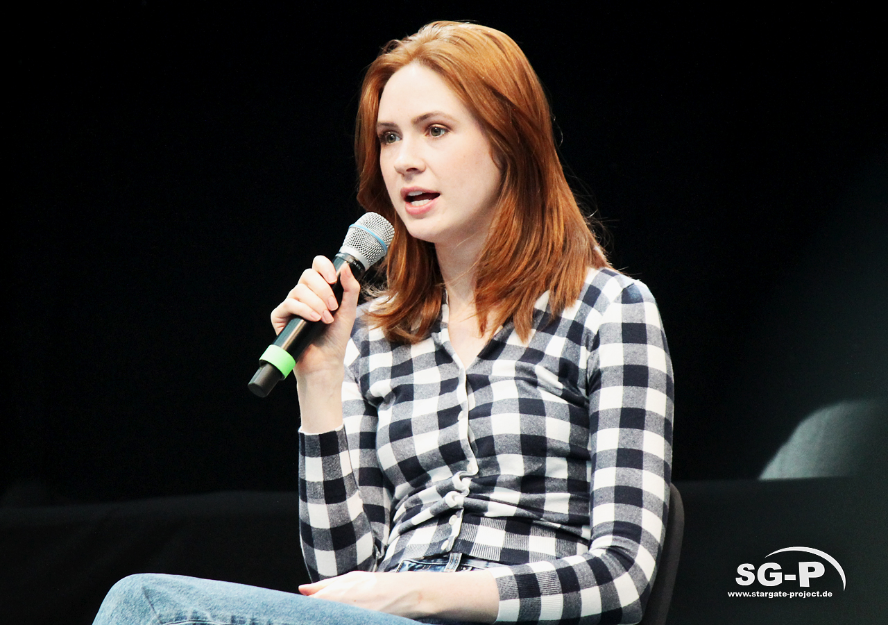 Comic Con Germany Stuttgart 2019 - Marvel Avengers Guardians of the Galaxy - Karen Gillan 8