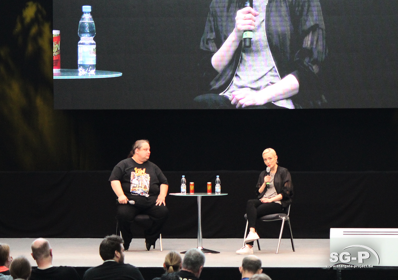 Comic Con Germany Stuttgart 2019 - Marvel Avengers Guardians of the Galaxy- Pom Klementieff 2
