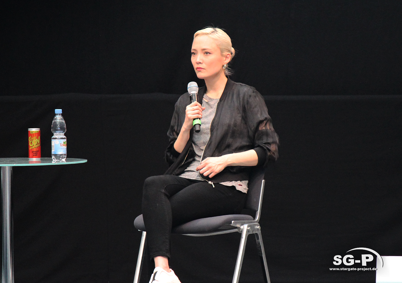 Comic Con Germany Stuttgart 2019 - Marvel Avengers Guardians of the Galaxy- Pom Klementieff 6