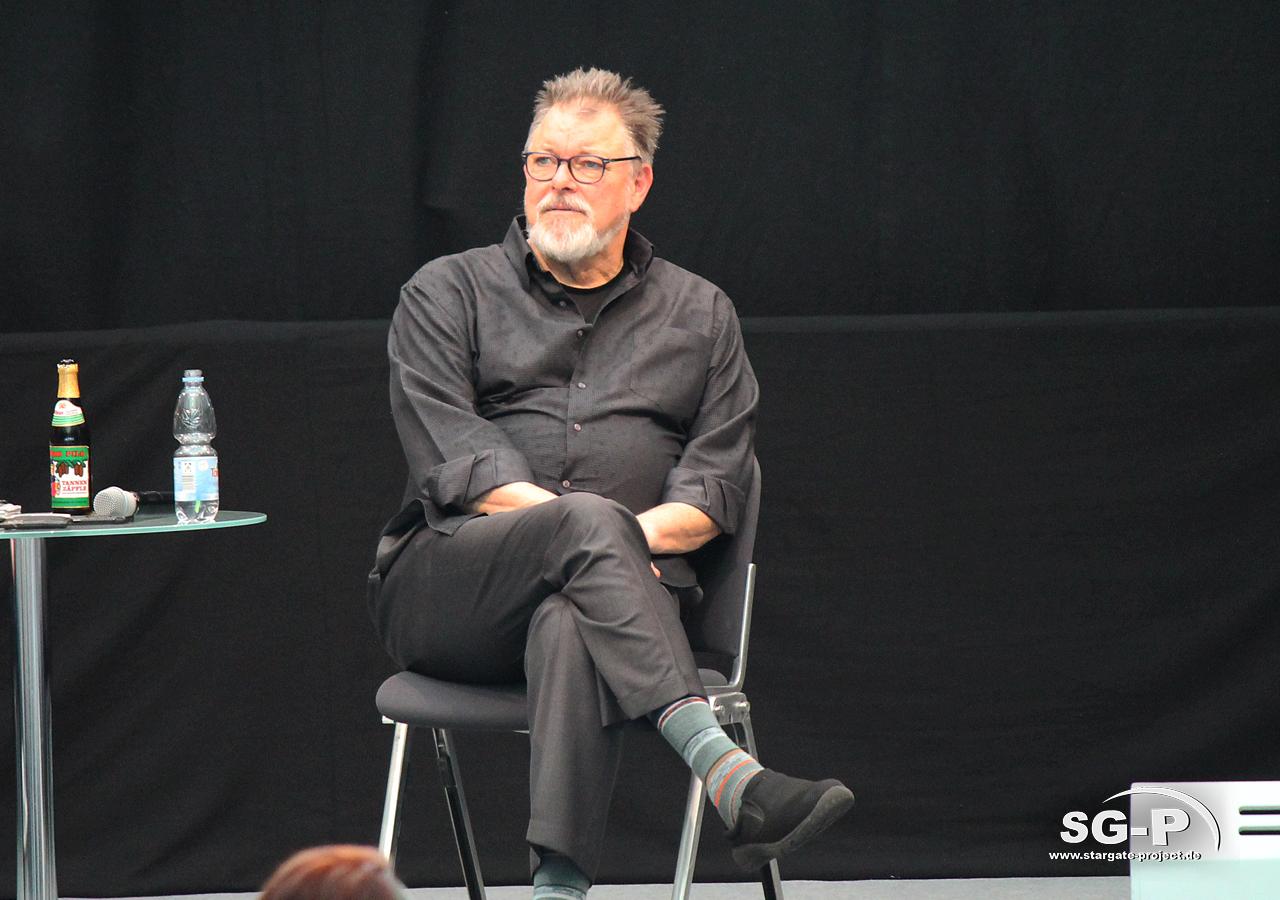 Comic Con Germany Stuttgart 2019 - Star Trek - Brent Spiner Jonathan Frakes 10