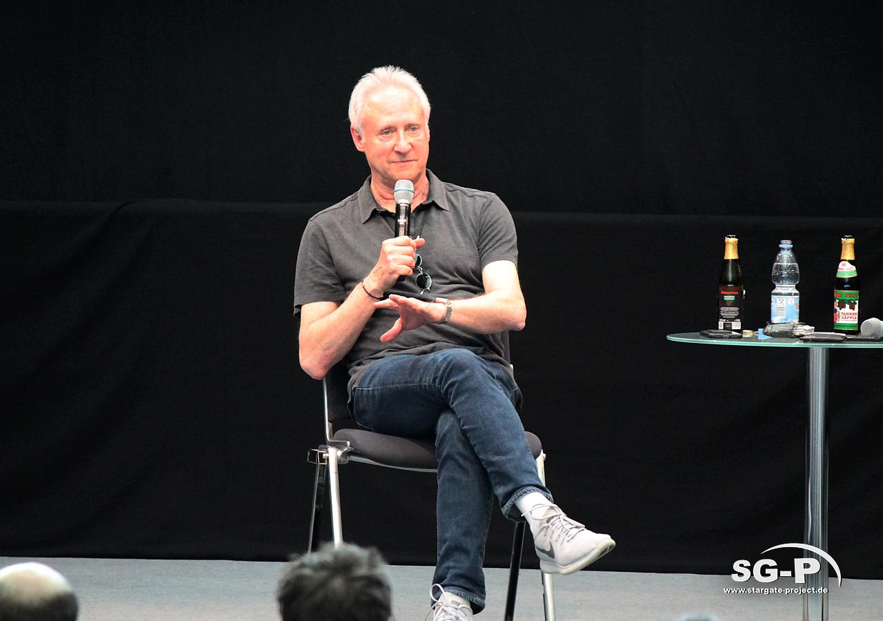 Comic Con Germany Stuttgart 2019 - Star Trek - Brent Spiner Jonathan Frakes 7