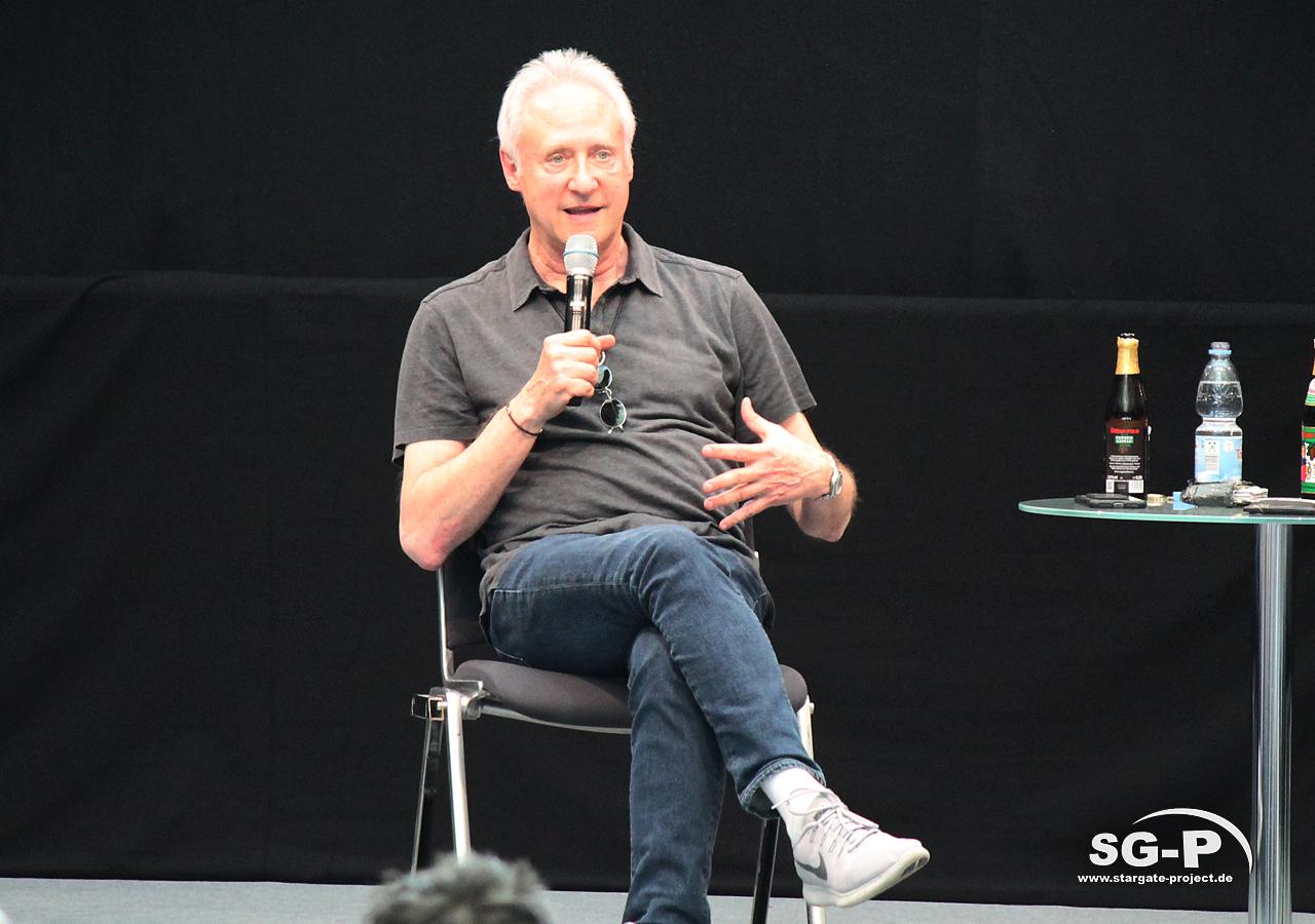 Comic Con Germany Stuttgart 2019 - Star Trek - Brent Spiner Jonathan Frakes 8