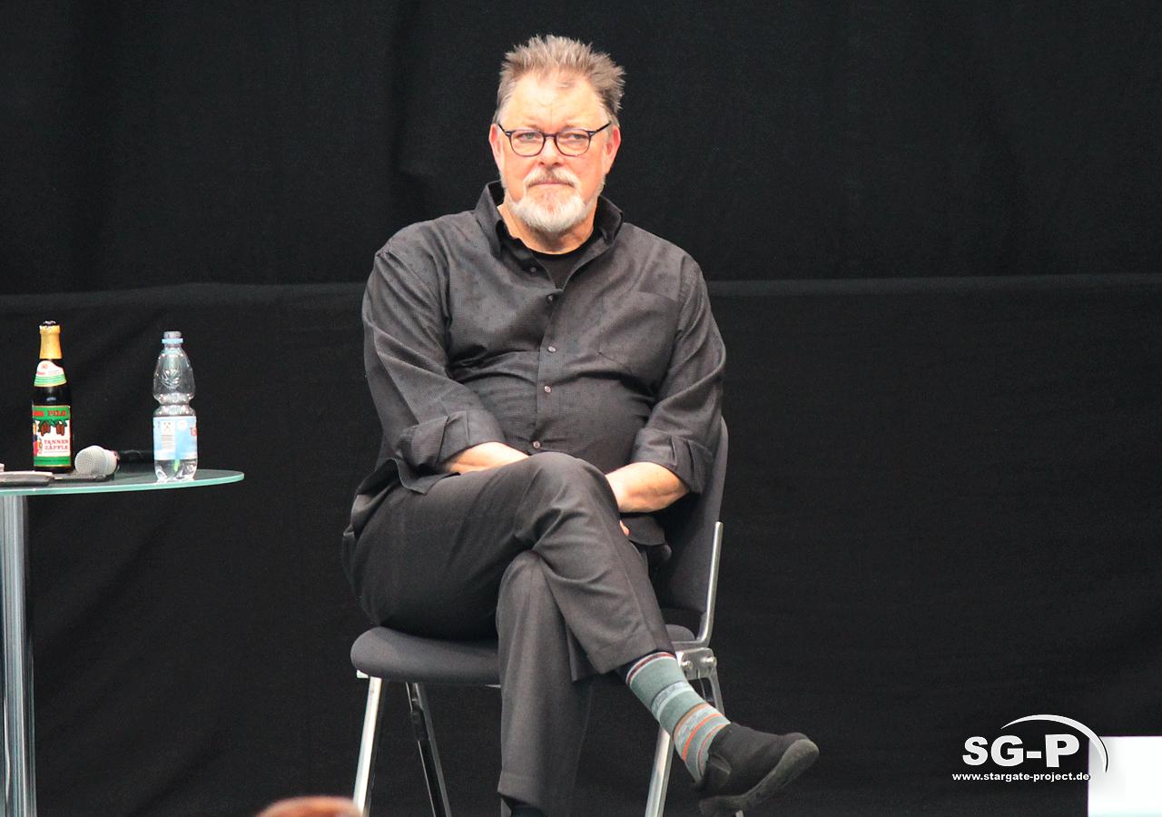 Comic Con Germany Stuttgart 2019 - Star Trek - Brent Spiner Jonathan Frakes 9