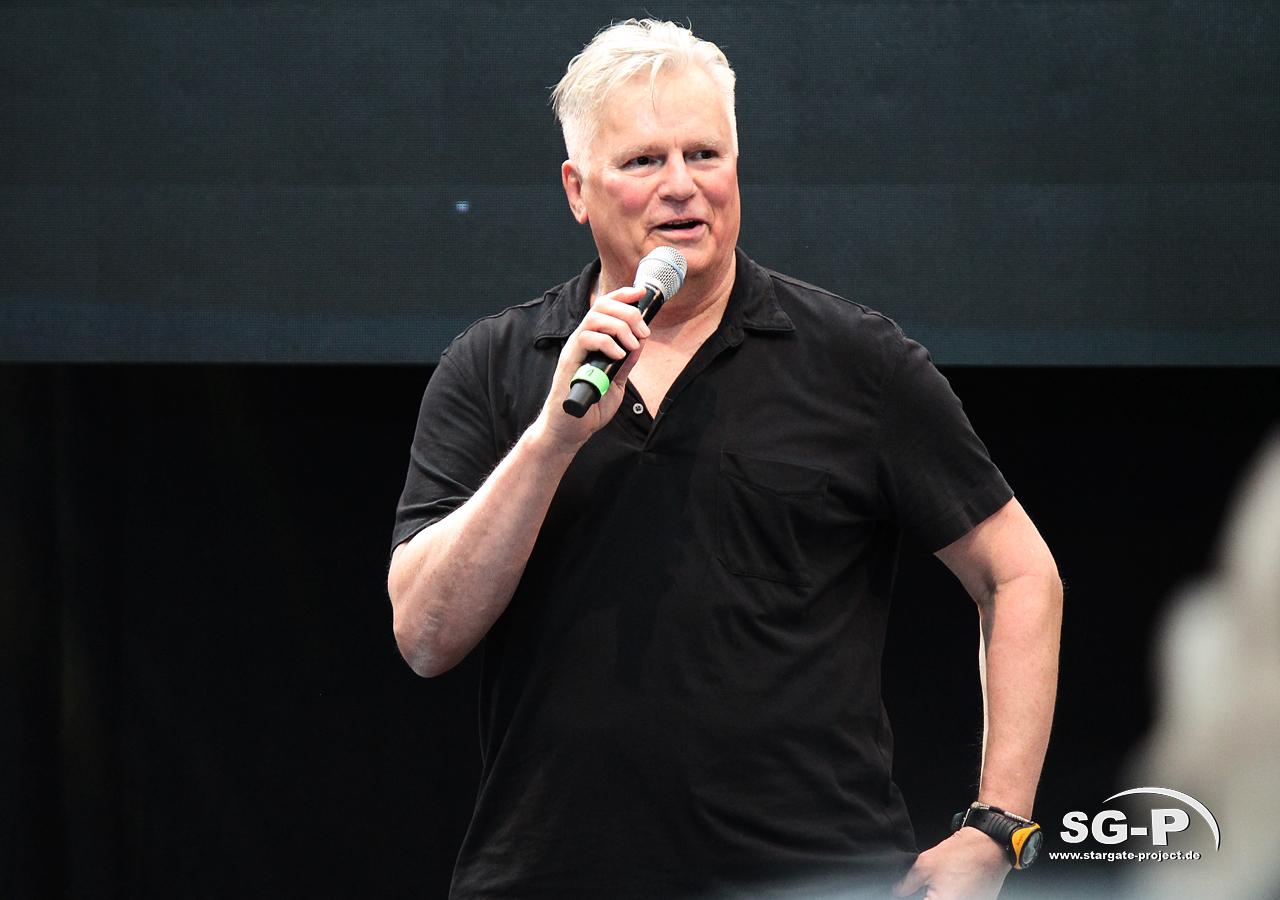 Comic Con Germany Stuttgart 2019 - Stargate Jack O'Neill - Richard Dean Anderson 1