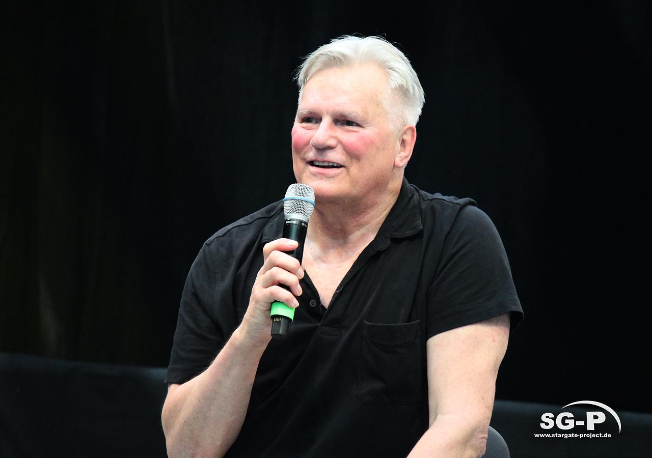 Comic Con Germany Stuttgart 2019 - Stargate Jack O'Neill - Richard Dean Anderson 13