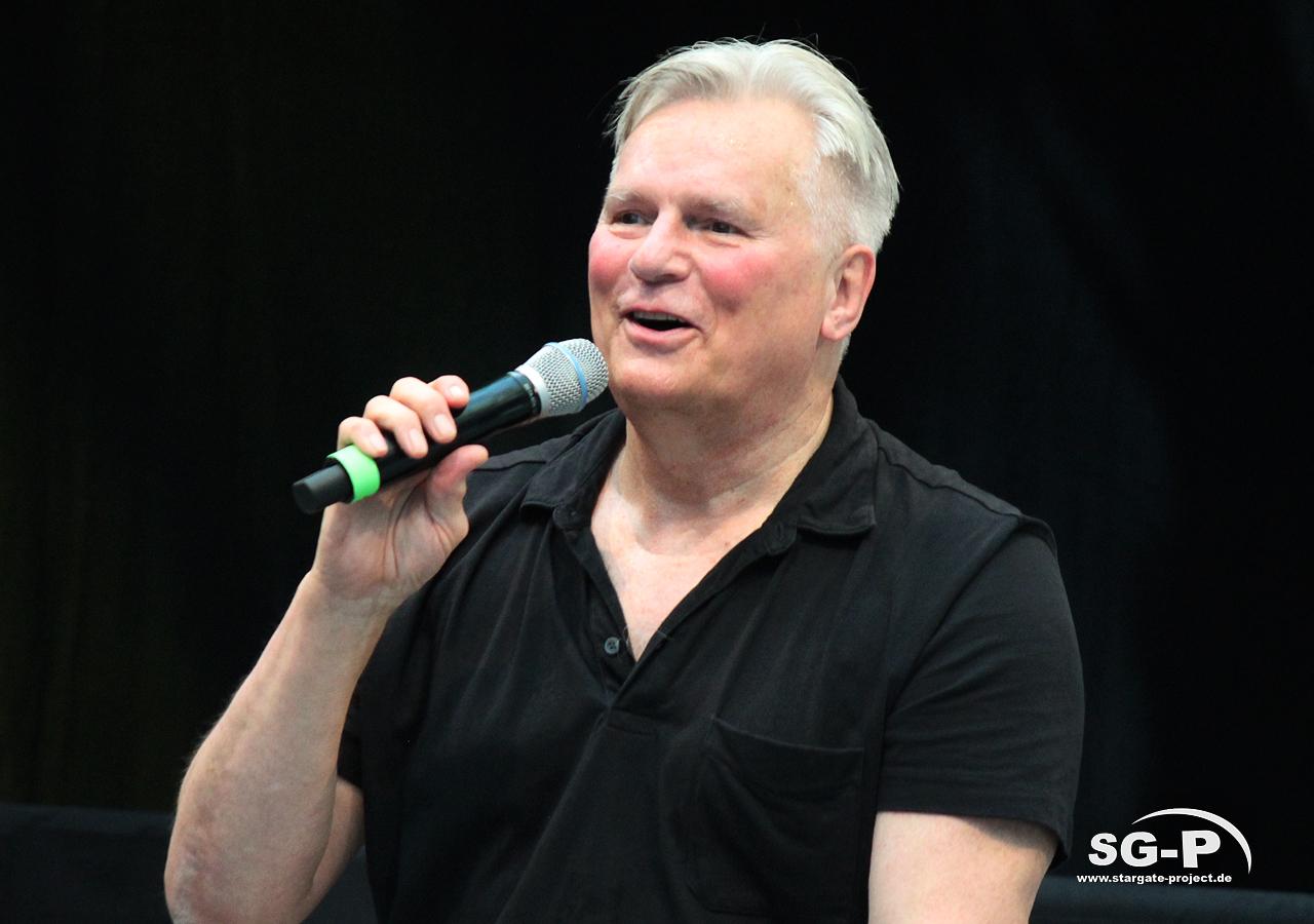 Comic Con Germany Stuttgart 2019 - Stargate Jack O'Neill - Richard Dean Anderson 16