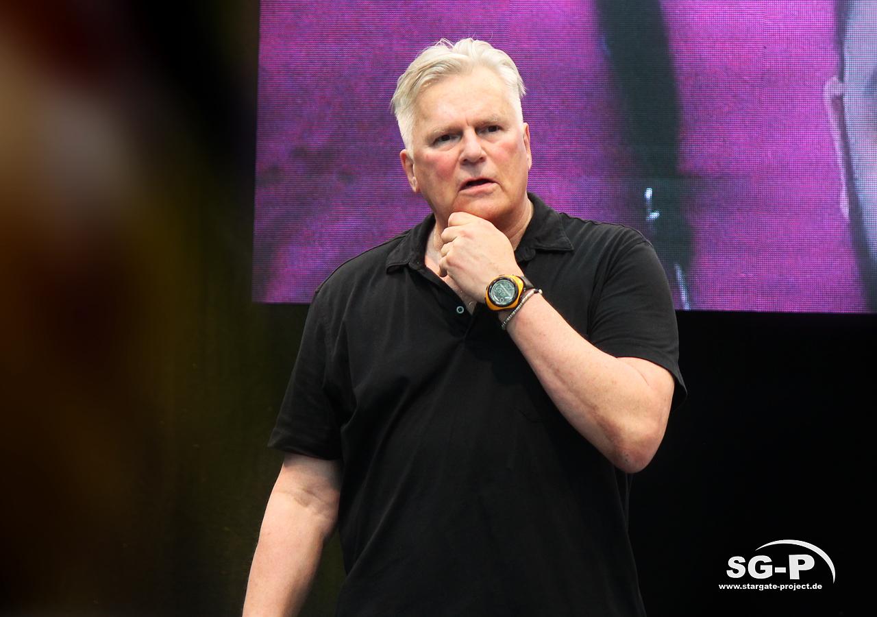 Comic Con Germany Stuttgart 2019 - Stargate Jack O'Neill - Richard Dean Anderson 2