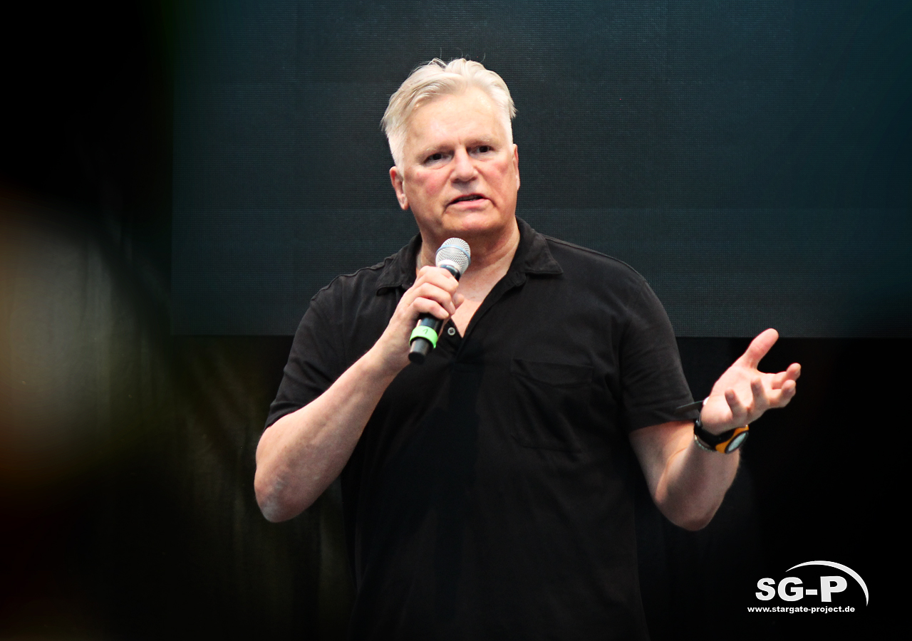 Comic Con Germany Stuttgart 2019 - Stargate Jack O'Neill - Richard Dean Anderson 4