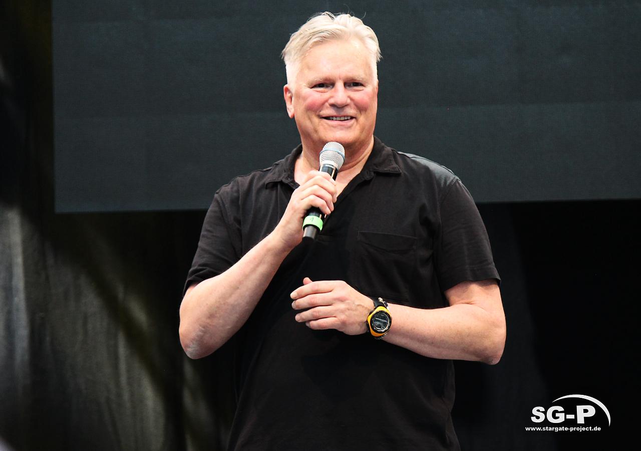 Comic Con Germany Stuttgart 2019 - Stargate Jack O'Neill - Richard Dean Anderson 5