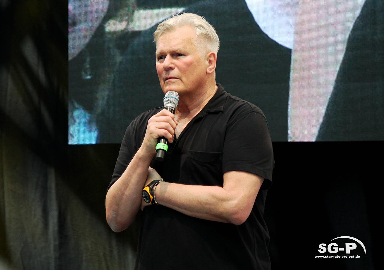Comic Con Germany Stuttgart 2019 - Stargate Jack O'Neill - Richard Dean Anderson 6
