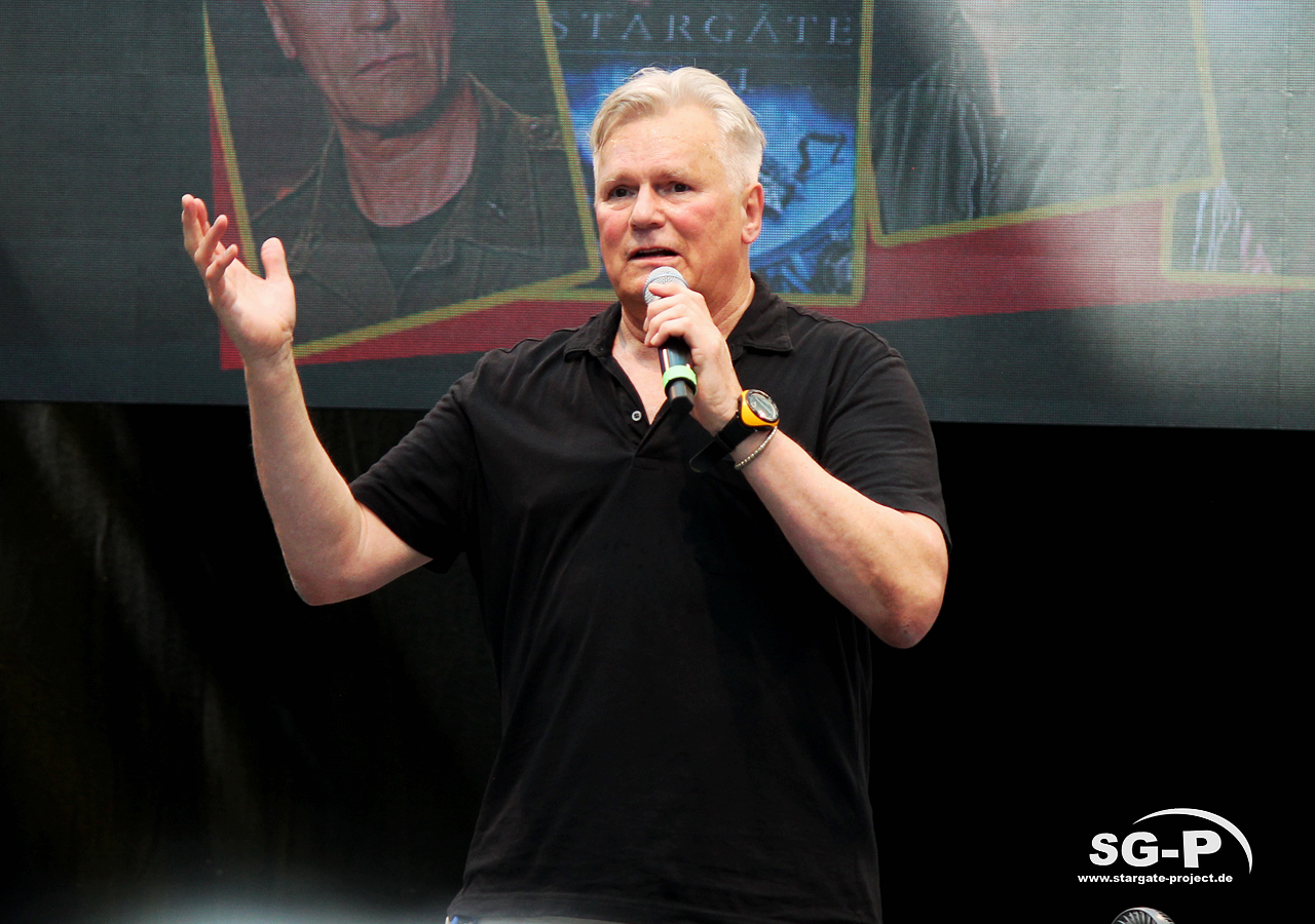 Comic Con Germany Stuttgart 2019 - Stargate Jack O'Neill - Richard Dean Anderson 8