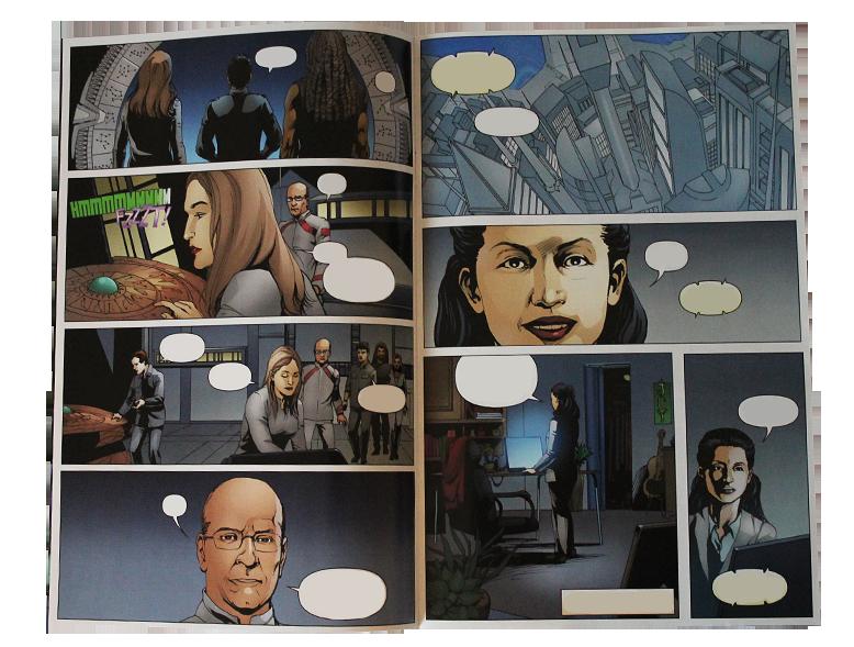 Comic SGA Hearts and Minds #2 - Page