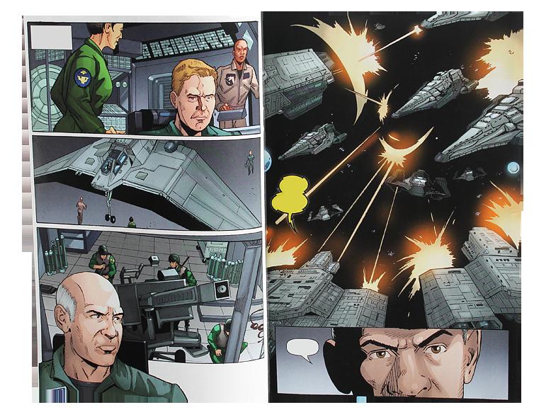 Comic SGA Singularity #2 - Page