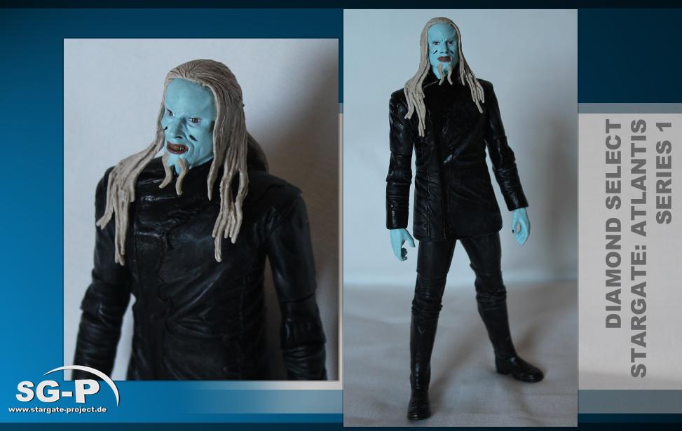 Merchandise - Diamond Select Stargate Atlantis Series 1 Exclusive Steve the Wraith 2