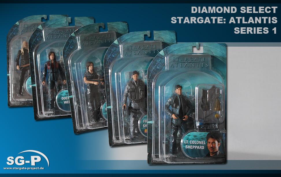 Teaser - Diamond Select - SGA Series 1