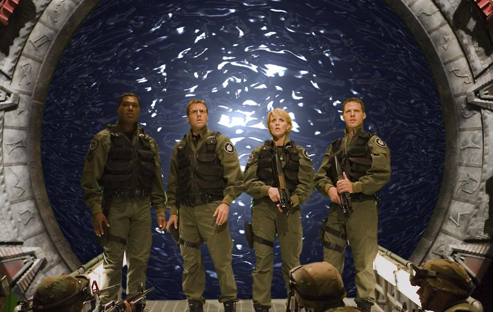 Stargate Episoden