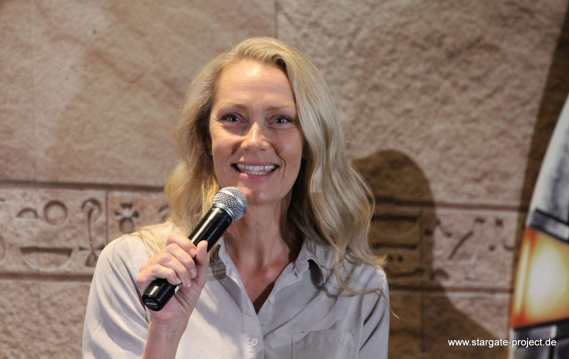 Gatecon 2018 Andee Frizzell