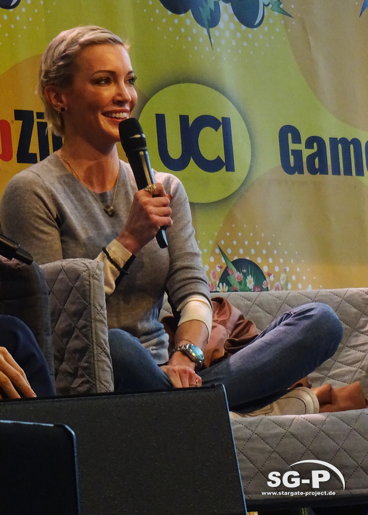 German Comic Con Dortmund 2019 - Katie Cassidy - 09
