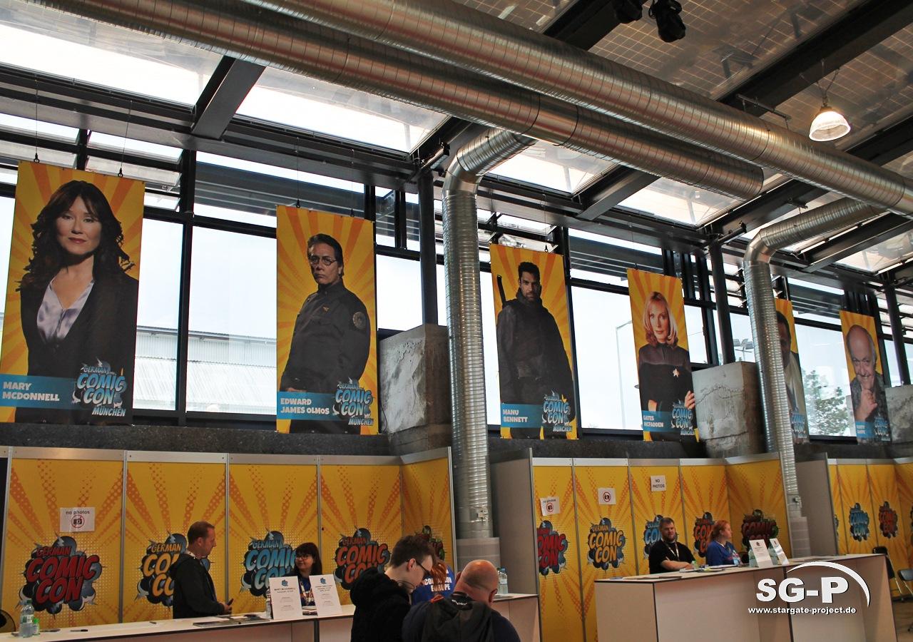 German Comic Con München 2019 - Allgemein 1