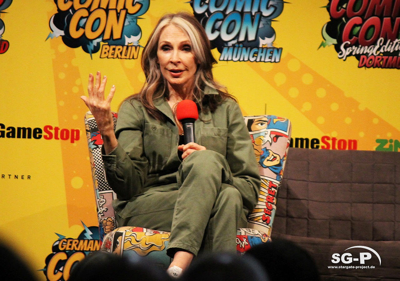 German Comic Con München 2019 - Gates McFadden 4