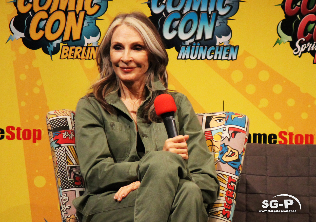 German Comic Con München 2019 - Gates McFadden 6