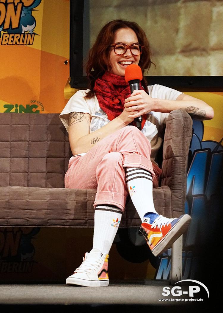 German Comic Con München 2019 - Lena Headey 3