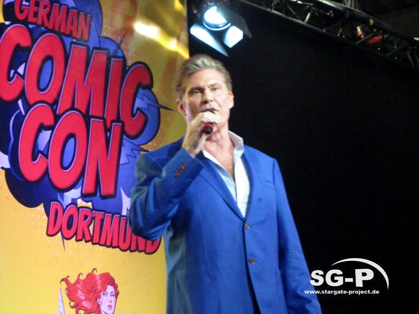 German Comic Con Dortmund 2016
