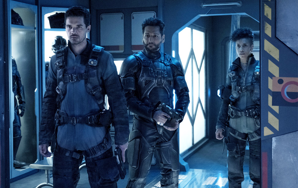 The Expanse Staffel 3 Teaser
