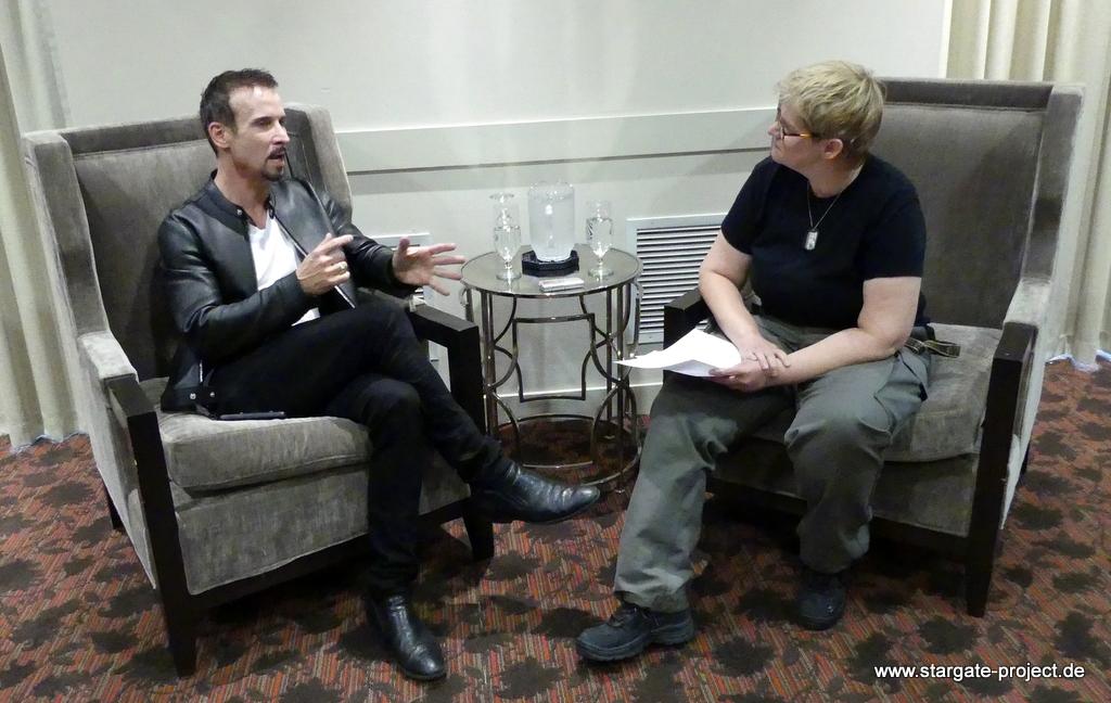 Interview Colin Cunningham Gatecon 2018 1