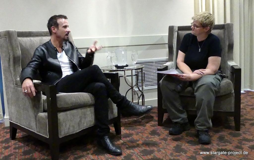 Interview Colin Cunningham Gatecon 2018 3