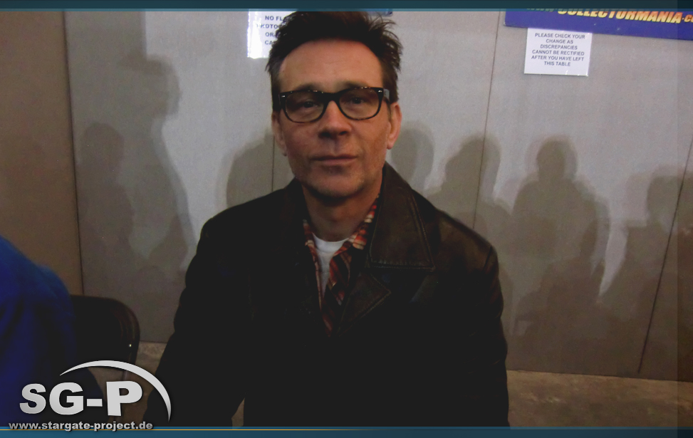 Interview-Galerie - Connor Trinneer 2013
