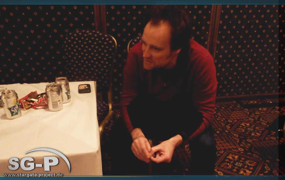 Interview-Galerie - David Hewlett 2010 - 2