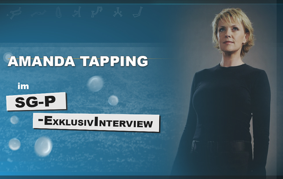 Interview - Amanda Tapping