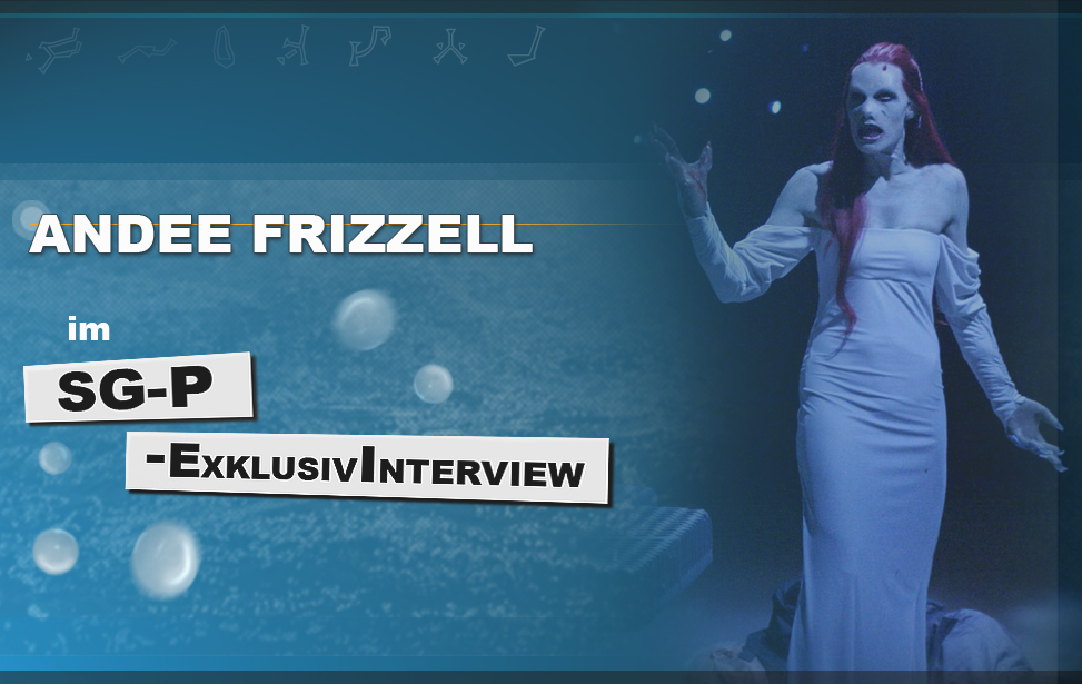 Interview - Andee Frizzell