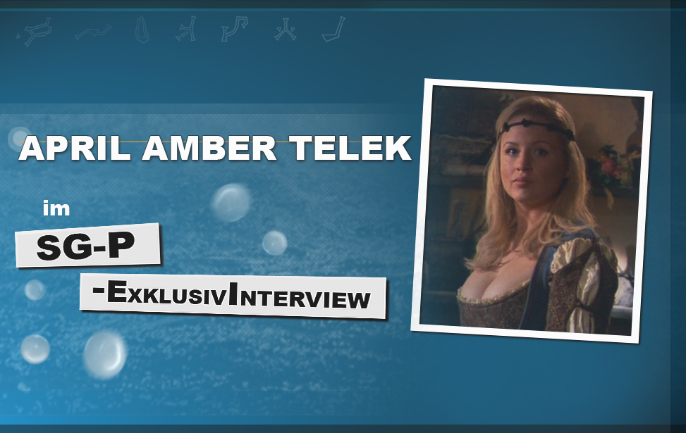 Interview - April Amber Telek