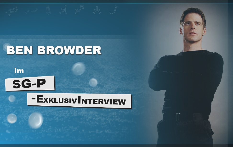 Interview - Ben Browder